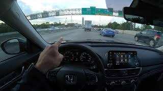 Honda Sensing: Adaptive Cruise Control with Low Speed Follow