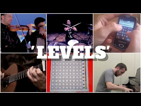 Who Played It Better: Levels (Piano, Cell Phone, Violin, Drum, Launchpad, Cello, Guitar) RIP AVICII
