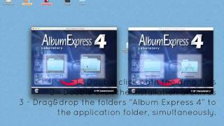 Venice Album - Album Express installation Guide - Mac OsX