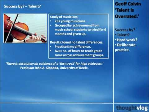 Geoff pdf talent is overrated colvin