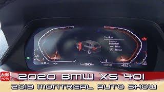 2020 BMW X5 40i - Exterior And Interior - 2019 Montreal Auto Show