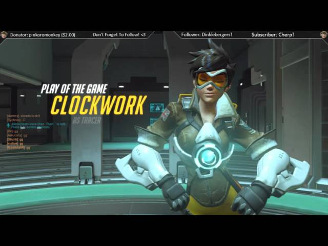 Get A Feel For Overwatch's Spectator Mode As Blizzard