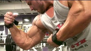 New bodybuilding DVD: Pro-Teen Workouts - Cody Montgomery and wrestler Rob Terry