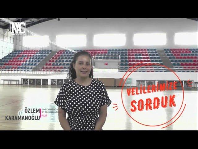 OKULUMUZU VELİLERİMİZE SORDUK / Namık Altaş Koleji / ÖZLEM KARAMANOĞLU @Namık Altaş Koleji