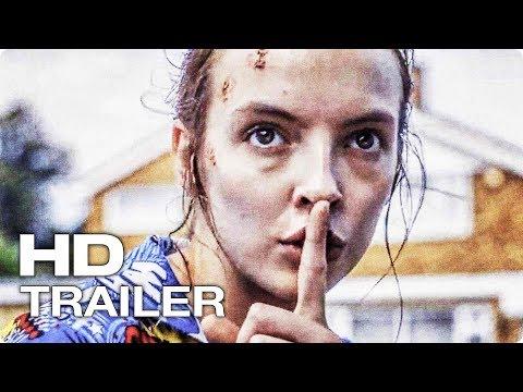 УБИВАЯ ЕВУ Сезон 2 ✩ Трейлер #1 (2019) Джоди Комер, BBC America Series