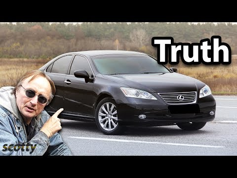The Truth About Buying A Lexus ES 350