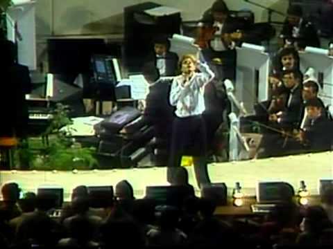 Festival de Viña 1986, Luis Miguel, Isabel