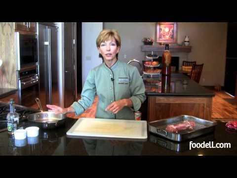 How to oven cook pork tenderloin filet
