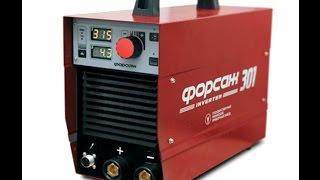 видео Сварочный аппарат полуавтоматический Ресанта САИПА 220 купить в Екатеринбурге
