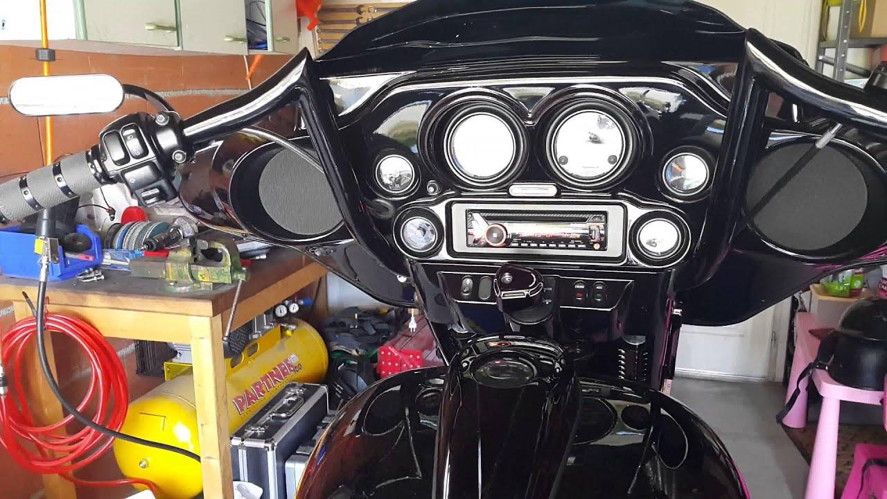 maxresdefault Harley Flhx Radio Wiring Diagram on