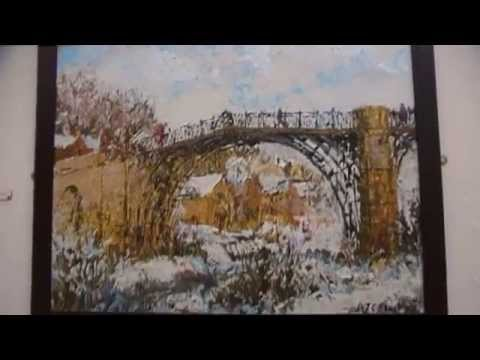 PAINTINGS EXHIBITION (MERSEYSIDE ARTIST ALAN MACKAY)