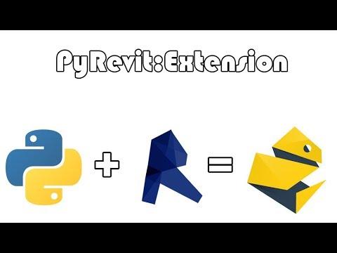 Learn Revit in 5 minutes: PyRevit  [Extension For Revit]