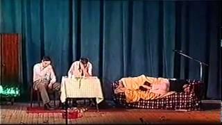 """Спектакль """"День хомячка или Русское счастье"""""""