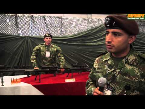 Colombian Joint Special operations command urban counter terrorism special Forces ExpoDefensa 2015