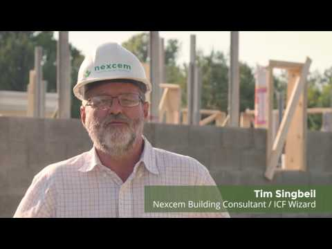 Step 1 Building with Insulated Concrete Forms (ICF) Pre - Build Planning