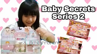 Surprise Baby Secrets Series 2 😍 Mainan Anak Perempuan Terbaru Bayi Lucu - Unboxing Mainan Anak 😘