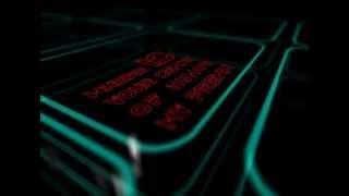 tron legacy kinetic typography end of line club