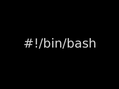 Bash Basics Part 7 of 8 | System Administration Tools