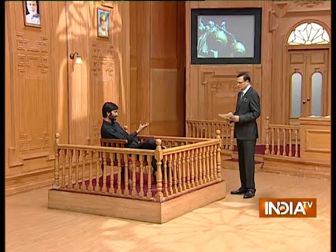 Aap Ki Adalat: Is Hafiz Syed A Terrorist According To Yasin Malik? - India TV