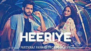Heeriye | Race 3 | Parthraj Parmar Dance Choreography