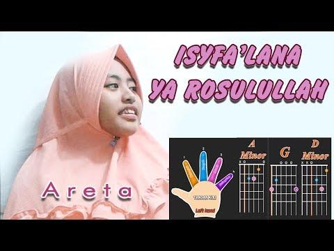 Isyfa'lana Ya Rosulallah- Cover by Areta