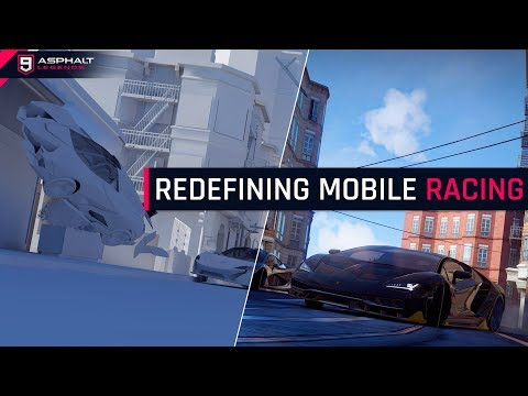 Asphalt 9: Legends - Redefining Mobile Racing