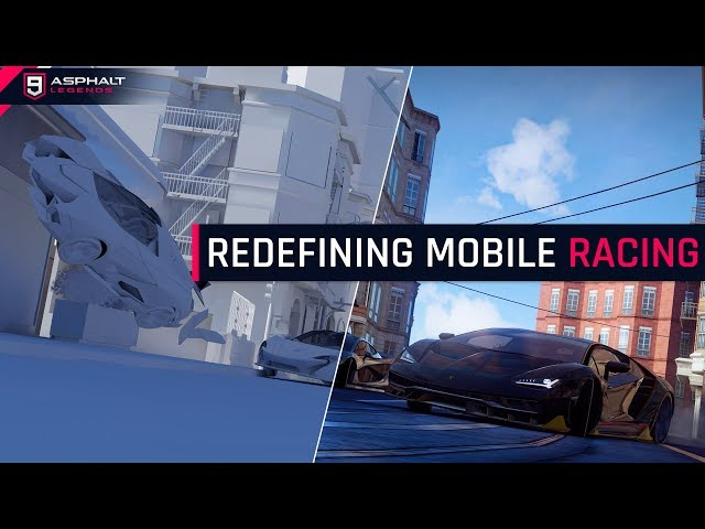 Asphalt 9 Legends Is A New Racing Video Game For Windows 10 Gamers