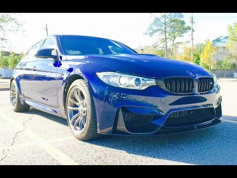 2016 BMW M3 Sedan Full Review / Start Up / Exhaust / Test Drive / Plus Bonuses