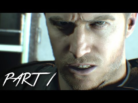 RESIDENT EVIL 7 NOT A HERO Walkthrough Gameplay Part 1 - Chris Redfield (RE7 DLC)