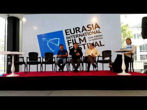 Открытие ХII Международного кинофестиваля «Евразия»