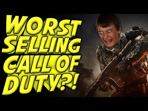 Black Ops 4 - WORST Selling CoD in a DECADE?!