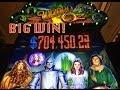 Wizard of Oz Slot Machine-BIG WIN - Flying Monkey Bonus