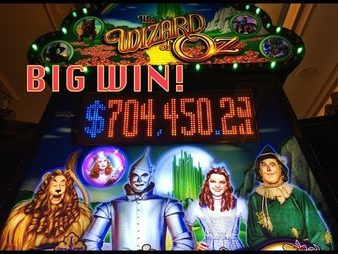 Wizard of oz slot machine image table de roulette