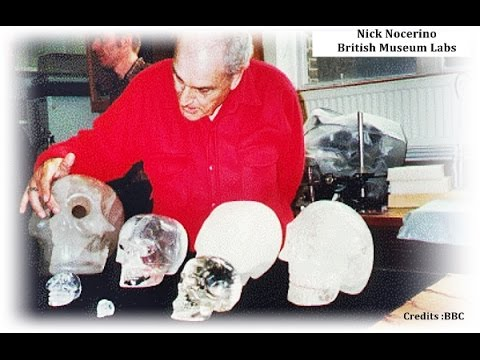 Earth-Keeper Presents: Kirby Seid -The Amazing Ancient Crystal Skulls