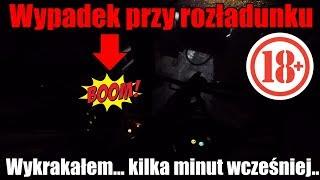 Wypadek przy rozładunku Mecalaka... to bedzie drogi błąd...  #domza150tysiecy.pl