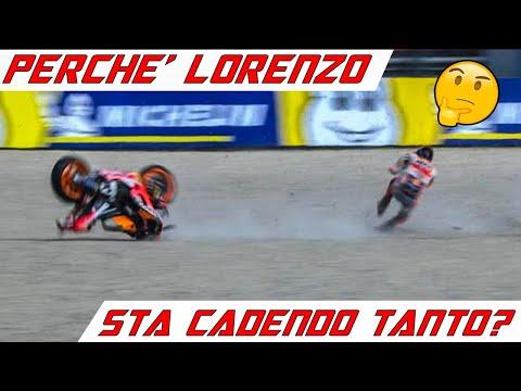 PERCHE' LORENZO STA CADENDO TANTO? 🤔 POST MOTOGP ASSEN - F1 AUSTRIA 2019