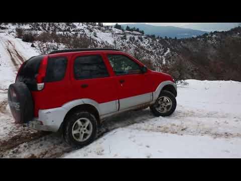 Daihatsu Terios 1.3 ( OffTheRoad ) #daihatsu #terios #4*4 #offroad