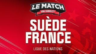 Le Match En Direct Suede 0 1 France Football