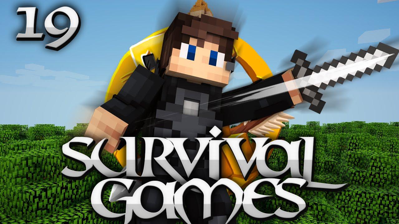 Minecraft Survival Games - Game 19: Yo