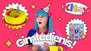 GIMTADIENIS SU KITSY!