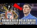 THIS Player RUINED LiAngelo Balls UCLA Career | STOLE His #3 JERSEY & STARTING Lineup Spot!