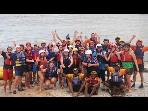 BIG GROUP ON BIG WATER