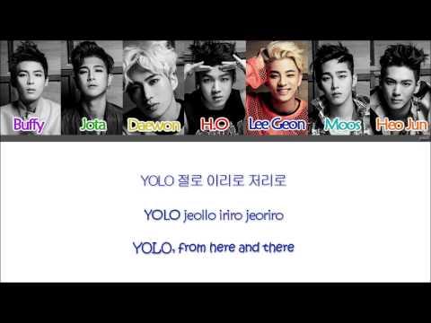 YOLO - MADTOWN (매드타운) (Color Coded Han|Rom|Eng Lyrics)