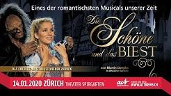 Die Schöne und das Biest 2020 | 14.01.2020, Zürich - Theater Spirgarten