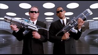 Men In Black II Siyah Giyen Adamlar 2 2002 Türkçe Altyazılı 1 Fragman Will Smith Tommy Lee Jones