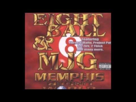 Memphis Under World 2000 - 8Ball & MJG