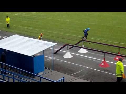 Antonín Koloděj - 100m Překážek (1.pokus)