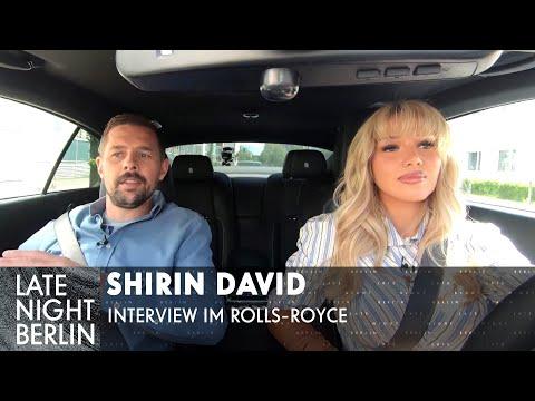 Shirin David Rolls-Royce Interview: Was hat sie Shindy geschenkt? | Extended Cut | Late Night Berlin
