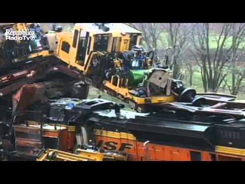 Iowa Train Crash
