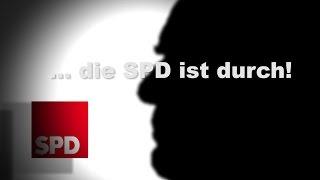 ... die SPD ist durch - Reiner Kröhnert ist Gerhard Schröder